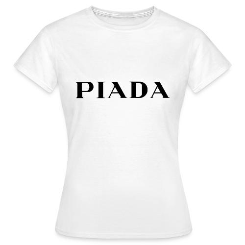 PIADA - Maglietta da donna