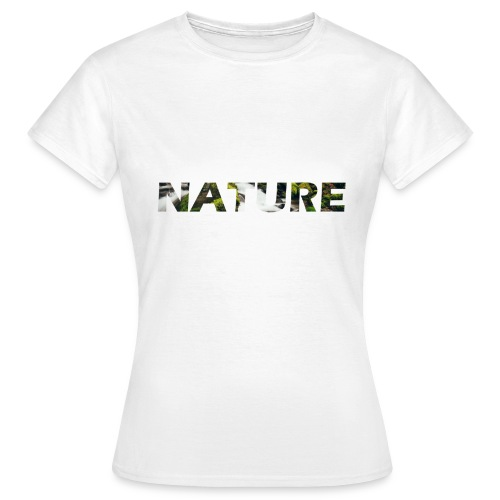 Nature - Vrouwen T-shirt