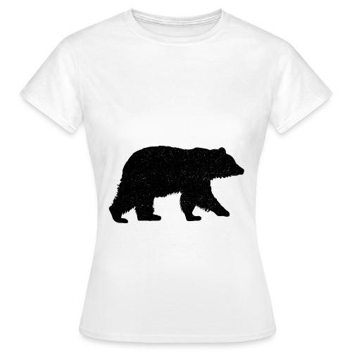 Ours en Grain - T-shirt Femme