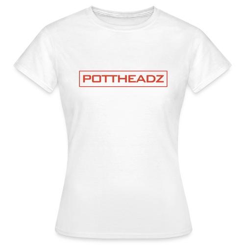 PottHeadz basics - Frauen T-Shirt