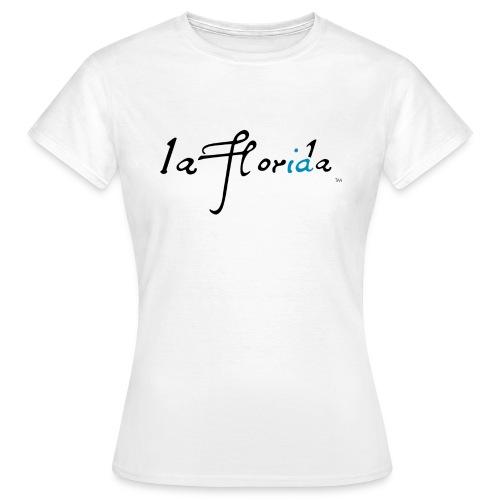 logo laflorida - Camiseta mujer
