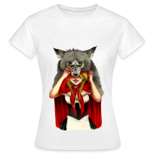 Little Red Riding Hood - Camiseta mujer