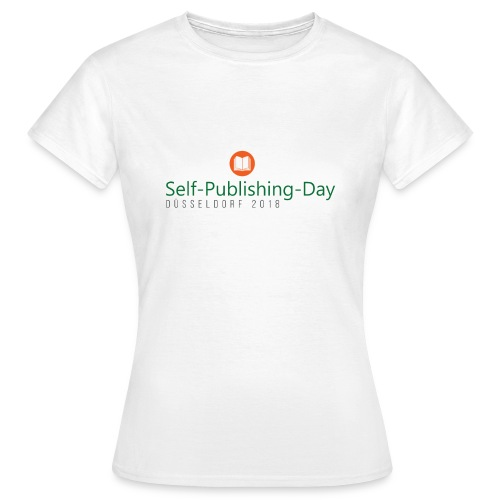 Self-Publishing-Day Düsseldorf 2018 - Frauen T-Shirt