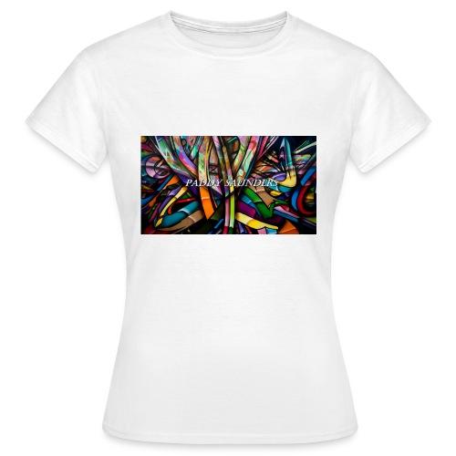 Paddy Saunders - Women's T-Shirt