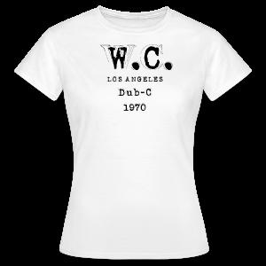 LA Collection - T-skjorte for kvinner