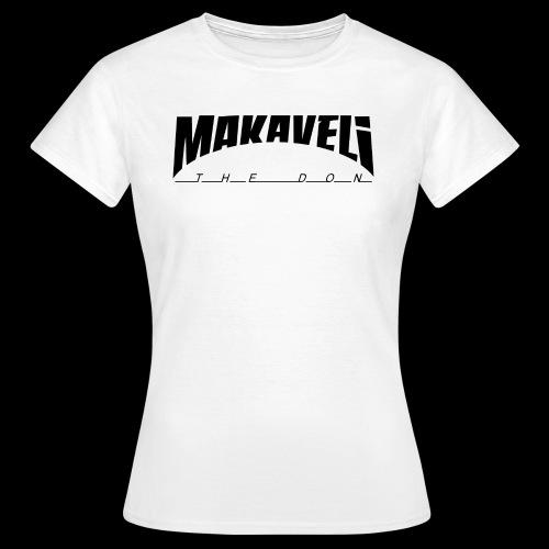 Makaveli the Don - Frauen T-Shirt