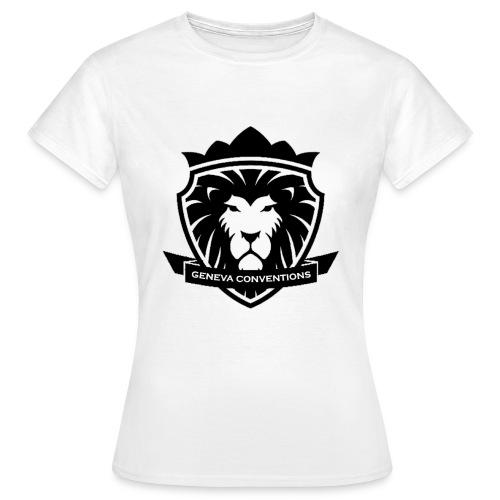 Geneva conventions - T-shirt Femme