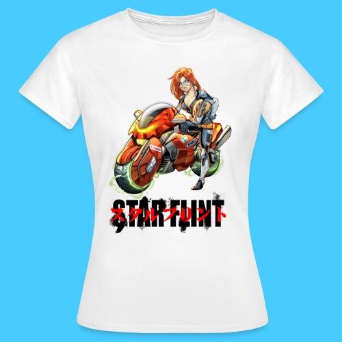 StarFlint Trixie - T-shirt Femme