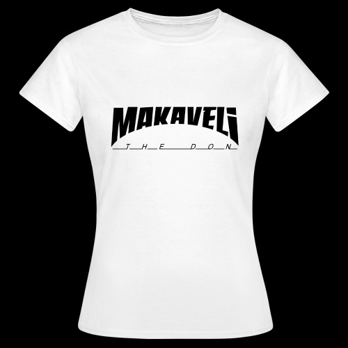 Makaveli the Don - Frauen T-Shirt