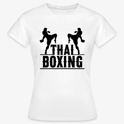Muay Thai - Camiseta mujer