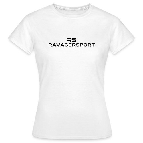 RAVAGERSPORT Prime Black - Frauen T-Shirt