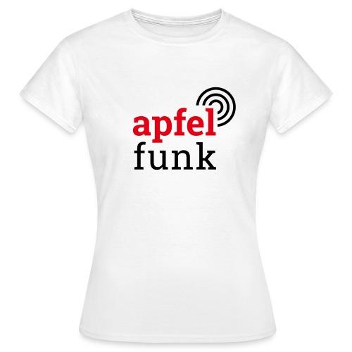 Apfelfunk Edition - Frauen T-Shirt