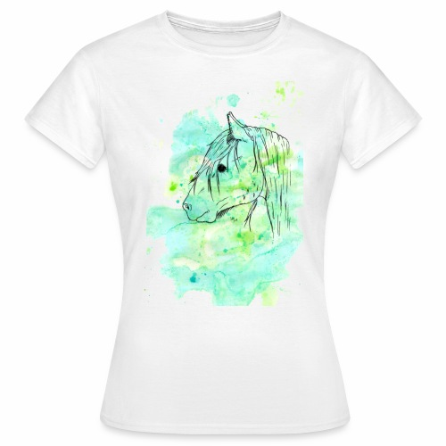 Aquarell Tinker - Frauen T-Shirt