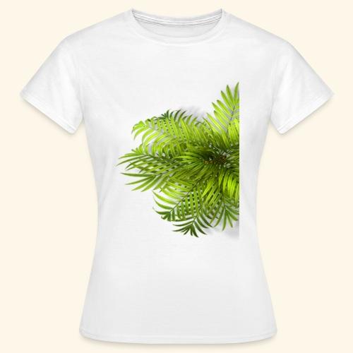 Palm T Shirt - Frauen T-Shirt