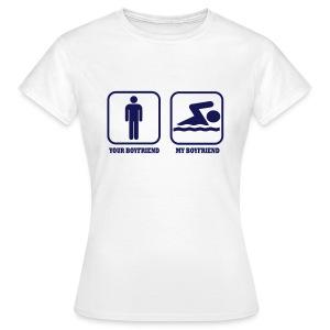 BOYFRIEND - Maglietta da donna