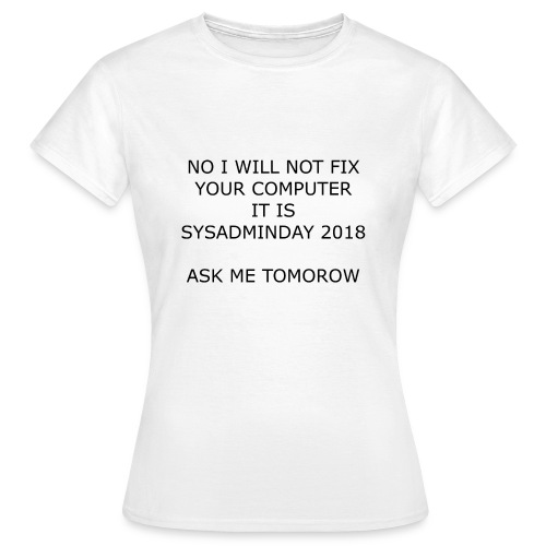 fixpc - Women's T-Shirt