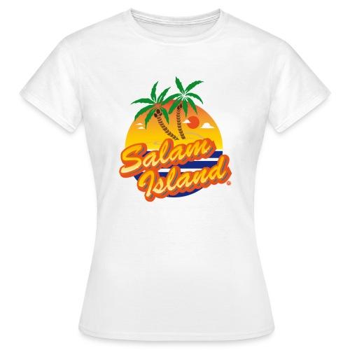 Salam Island - T-shirt Femme