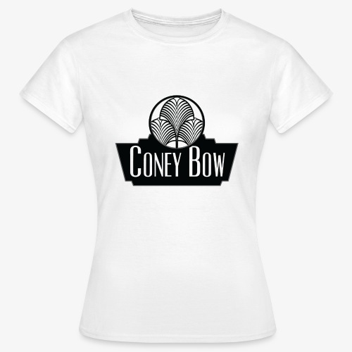 Coneybow logo - T-shirt Femme