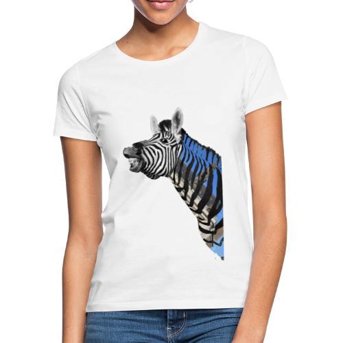 zebre un jour - T-shirt Femme