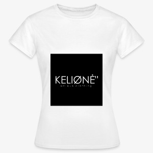 "Black KELIØNĖ ""design - Women's T-Shirt"