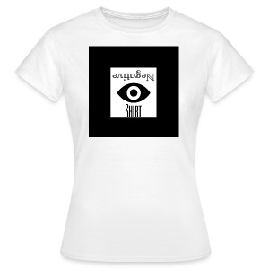 NegativeShirt - Frauen T-Shirt