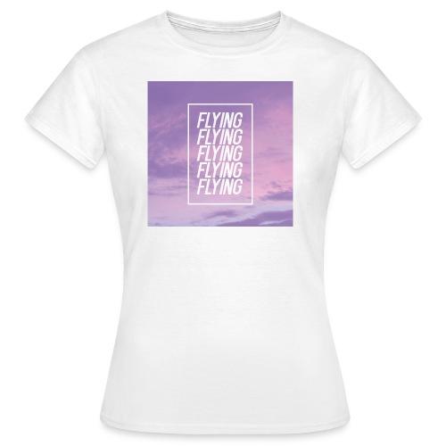 Flying - T-shirt Femme