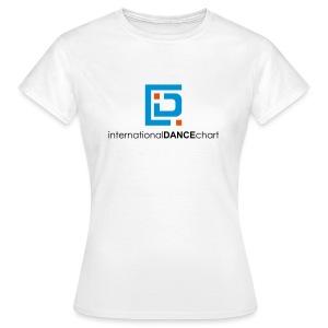 International Dance Chart - Camiseta mujer