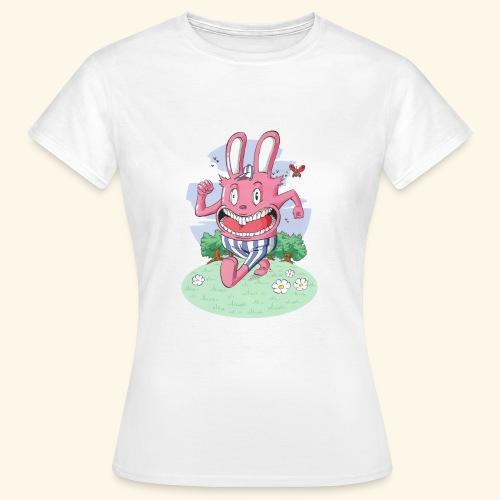 arnold le lapin - T-shirt Femme