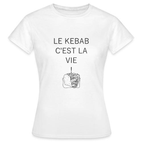 kebab - T-shirt Femme