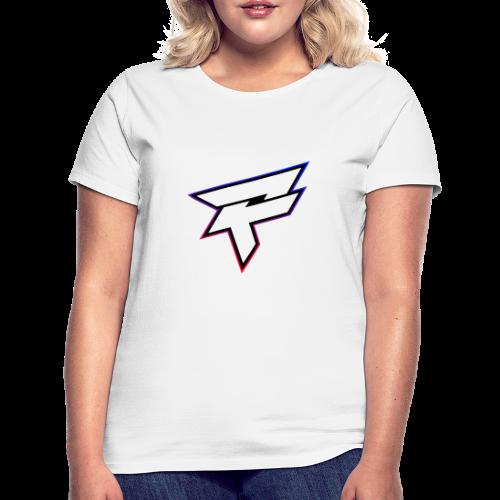 Pozyh Logo - Frauen T-Shirt
