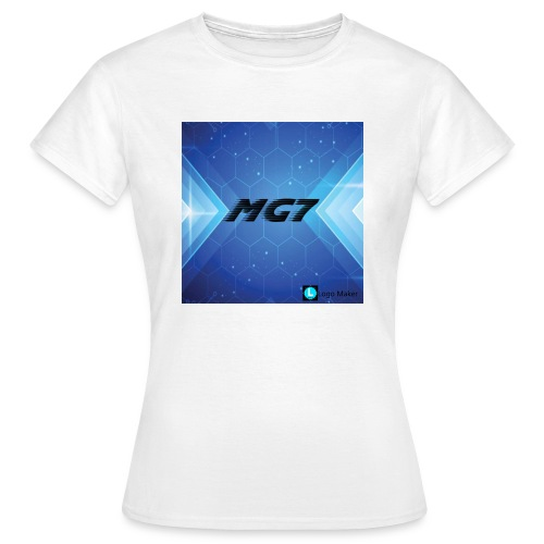 MG7 SPEED STYLE - T-shirt dam