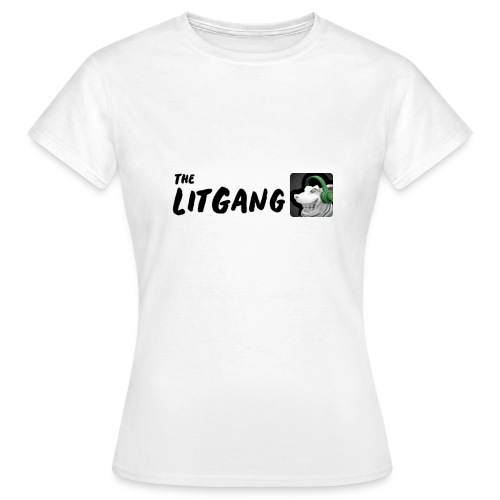 LitGang - Women's T-Shirt