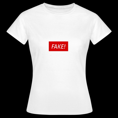 FAKE-Collection by ØNIC™ - Frauen T-Shirt