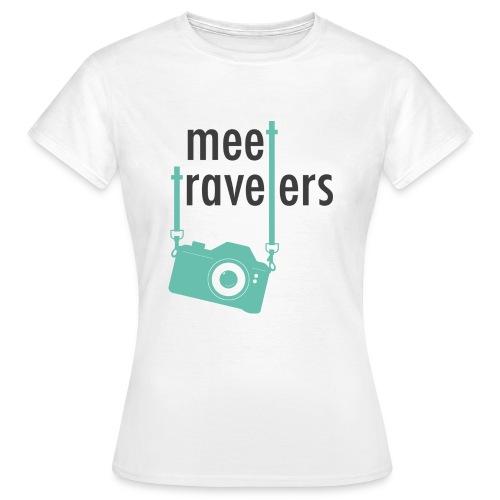 meet-travelers - T-shirt Femme
