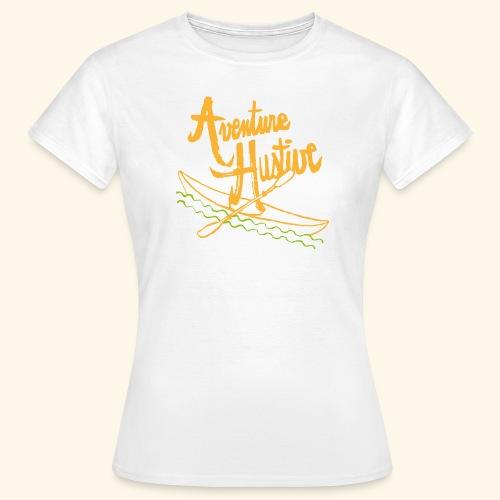 LogoTypo Kayak 04 - T-shirt Femme