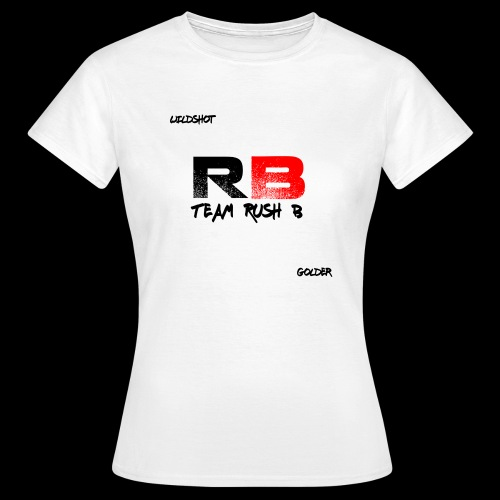 trb logo wildshot - Women's T-Shirt