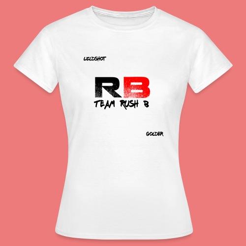 trb logo wildshot - Women's T-Shirt