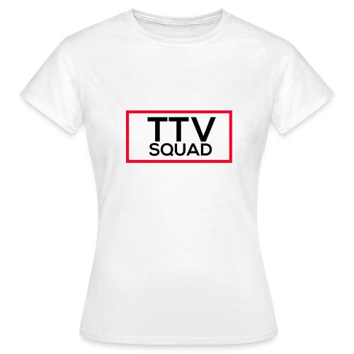 TTVSquad - Frauen T-Shirt