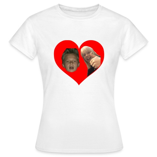 Sebber in love - Dame-T-shirt