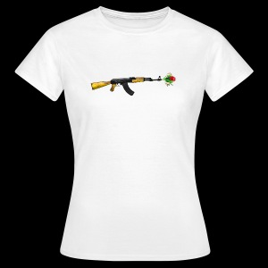 AKFLOWER - Frauen T-Shirt