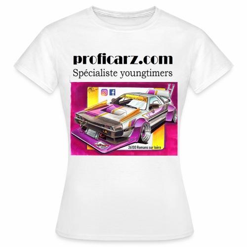 Delorean - T-shirt Femme