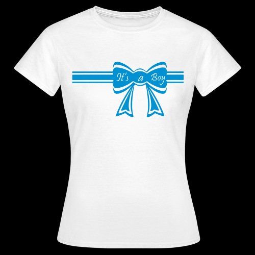 Its a Boy - Frauen T-Shirt