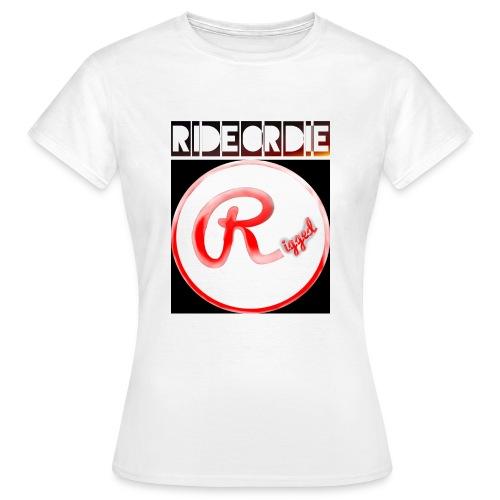 Rigged - RIDEORDIE - Frauen T-Shirt