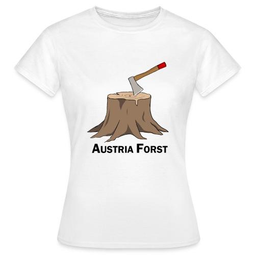 Baumstumpf - Frauen T-Shirt