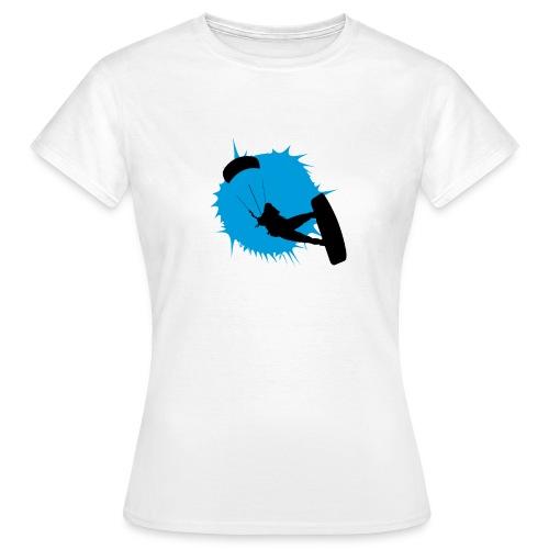 Kitesurf - Camiseta mujer