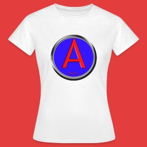 Abnoiz profile merch - Frauen T-Shirt