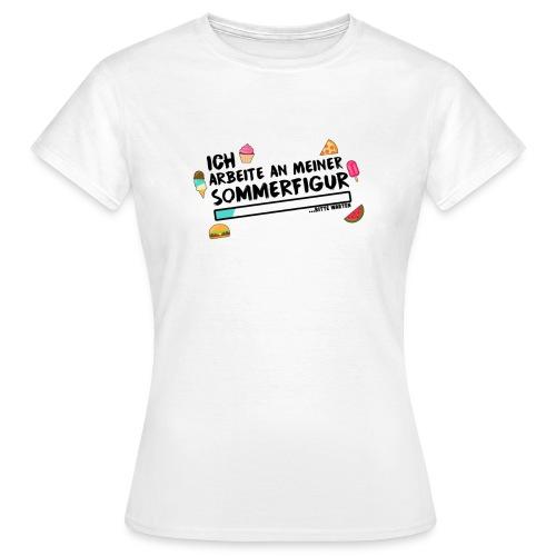 Für die Frauen - Frauen T-Shirt