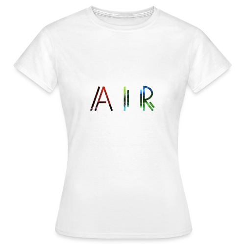 Air classic - intense dimension - T-shirt Femme