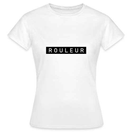 Rouleur - Frauen T-Shirt