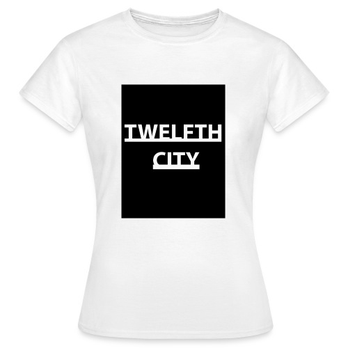 Twelfth City Black - Women's T-Shirt